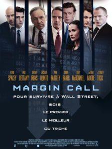 Margin Call projection débat travail et politique
