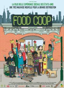 Food Coop Travail et politique projection débat