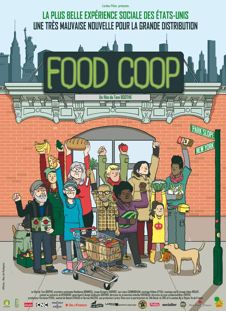 Food coop travail et politique projection-débat parlons-travail
